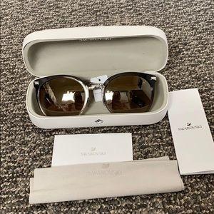 NWT Swarovski Glitter Sunglasses